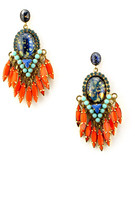 Elizabeth Cole Iris Earrings