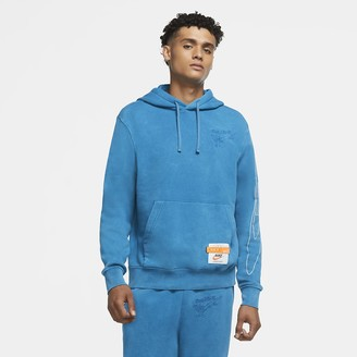 Nike Men's Pullover Hoodie Sportswear Club Fleece