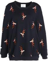 Just Female SAZA Sweatshirt fleur tango