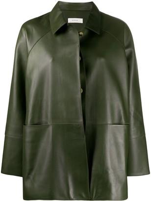 Áeron Leather Jacket