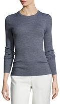 Theory Mirzi Refine Ribbed-Knit Sweater
