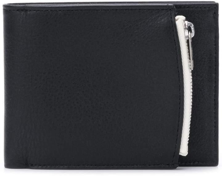 Maison Margiela contrast bi-fold wallet