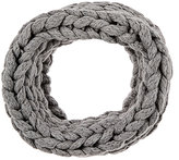 Barneys New York MEN'S CABLE-KNIT CASHMERE COWL