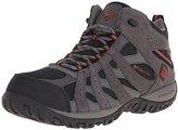 Columbia Men's Redmond Mid-Cut Waterproof Trail Shoe