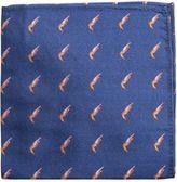 Ben Sherman Toucan Print Pocket Square