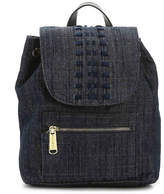 Steve Madden Women's Whitney Backpack -Cognac Faux Leather
