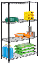 Wayfair Basics Wayfair Basics 4 Shelf Shelving Unit
