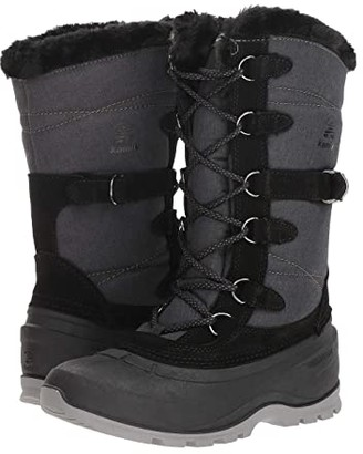 Kamik SnoValley 2 (Black) Women's Cold Weather Boots