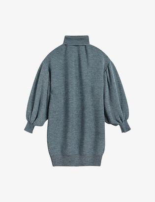 Ted Baker Romeax wool midi dress