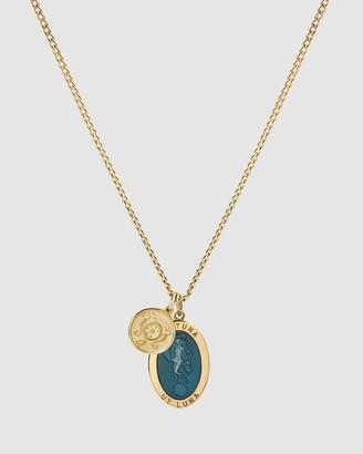 Miansai Fortuna Pendant Necklace