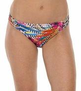 Kenneth Cole Reaction Fancy A Flight Bandeau Hipster Bikini Bottom 7539208