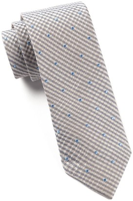 Tie Bar French Kiss Champagne Tie