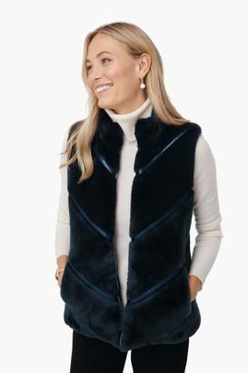 Claire Reversible Vest