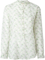 Massimo Alba floral print shirt - women - Silk/Cotton - M