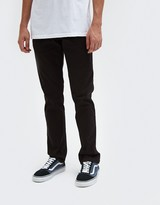 Obey Working Man Pant II in Black