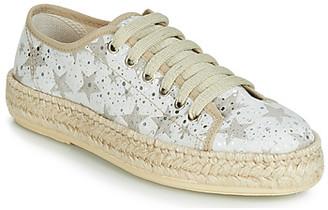 Rondinaud AUXOIS women's Espadrilles / Casual Shoes in Beige