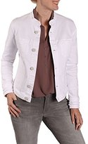 Jag Jeans Women's Dixie Jacket in White Denim