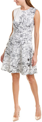 Karl Lagerfeld Paris A-Line Dress