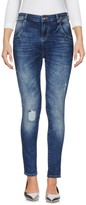 Silvian Heach Denim pants - Item 42568657