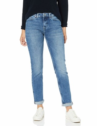 Tommy Hilfiger Women's ROME STRAIGHT ANKLE RW NATI Straight Jeans