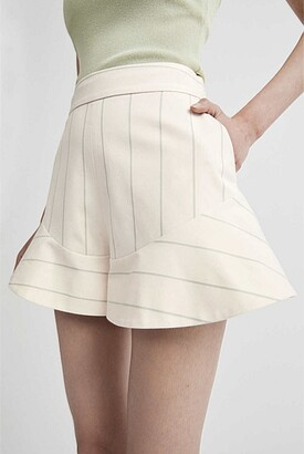 Witchery Peplum Short