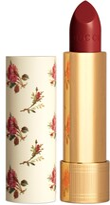 Gucci 502 Eadie Scarlet, Rouge a Levres Voile Lipstick