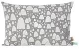 ferm LIVING Grey Mountain Tops Cushion
