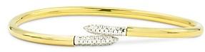 Freida Rothman Flex Twist Bangle Bracelet