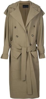 Proenza Schouler Manzoni oversized coat