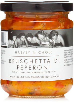 Harvey Nichols Bruschetta Di Peperoni (Red & Yellow Pepper Bruschetta Topping) 180g
