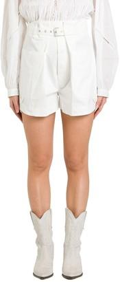 Isabel Marant Ike Cargo Shorts