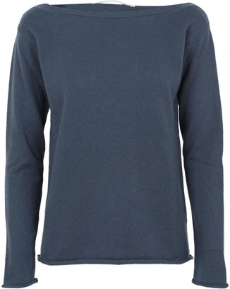 Saverio Palatella Boat Neck Sweater