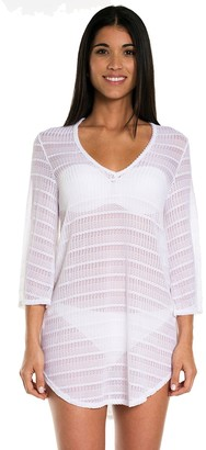 Jordan Taylor Women's Sheer Tunic Cover-Up