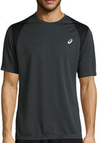 Asics Short-Sleeve Mesh Heather Tee