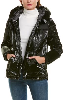 Cole Haan Grandseries Waterproof Down Coat