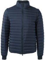 Z Zegna funnel neck padded jacket