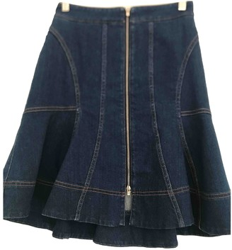 Stella McCartney Stella Mc Cartney Blue Denim - Jeans Skirt for Women
