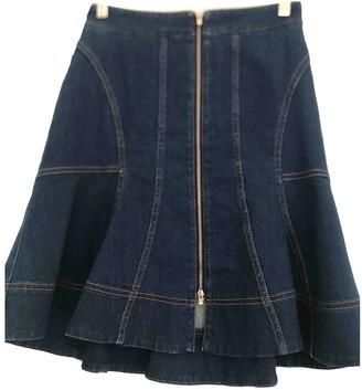 Stella McCartney Stella Mc Cartney Blue Denim - Jeans Skirts