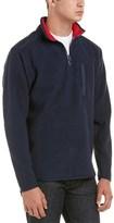 Brooks Brothers Polar Fleece 1/4-zip Pullover.