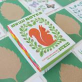 Sukie New Leaf Nature Notecard Set