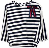 Dixie Nautical Stripes Top