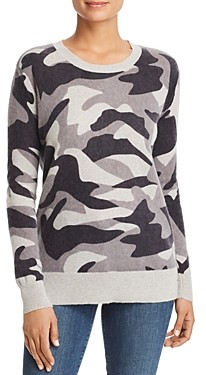 Bloomingdale's C by Camo Cashmere Sweater - 100% Exclusive