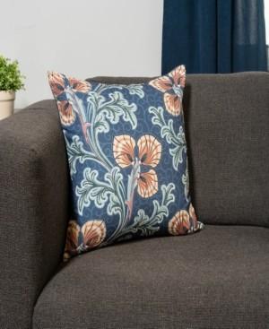 Protect A Bed Jacobean Print Decorative Throw Pillow