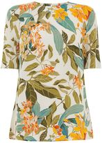 Warehouse Tropical Garden T-Shirt