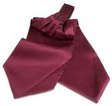 Forzieri Solid Silk Ascot