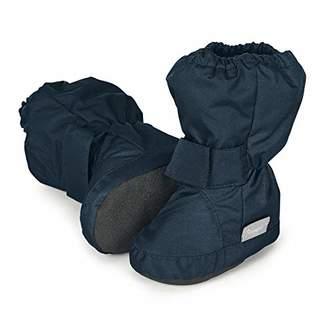 Sterntaler Boys' Baby-Schuh Boots, Blue (Marine 300), 7 UK