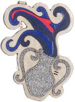 Diane von Furstenberg Embellished Key Chain