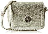 Christian Lacroix Women's Paseo 7 Shoulder Bag Silver