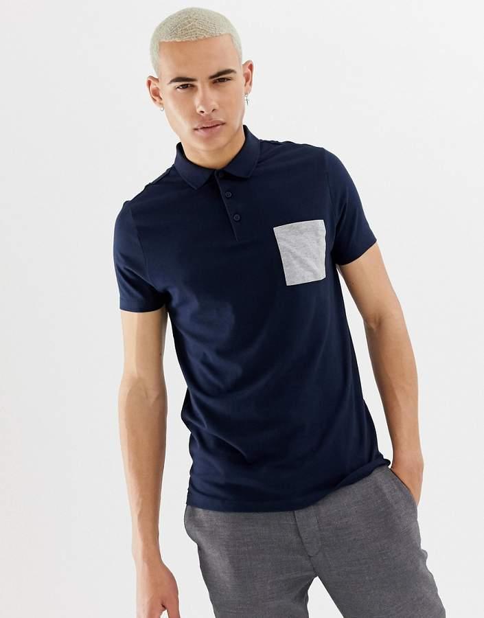 2e2b6ca3d Contrast Pocket Shirt Men - ShopStyle