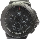 Tag Heuer Formula 1 CAU1114.FT6024 Stainless Steel / Rubber 41mm Mens Watch